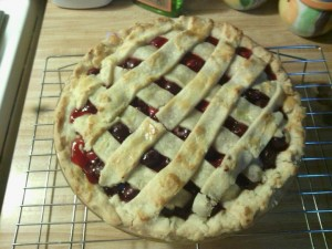 Cherry Pie by Anet