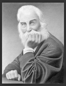 Walt Whitman by Dennis Dillow