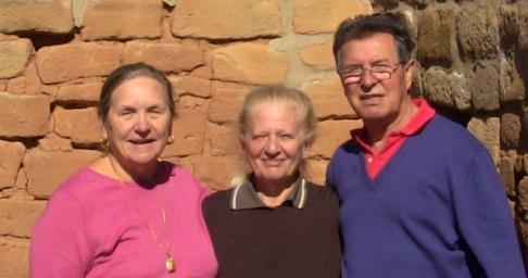 Anet Carlin, Carole Tarrico, Beppe Tarrico