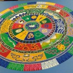 Gomang World Peace Mandala