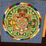 Green Tara Mandala
