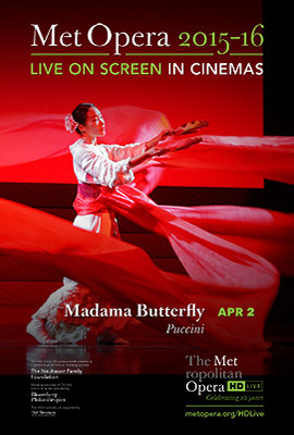 Opera Live - Madama Butterfly
