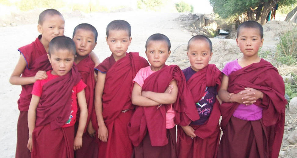 Zanskar Girls School - Young Tibetan Women