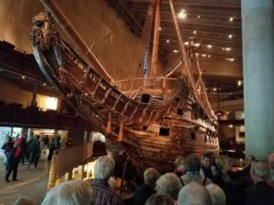 The Vasa Bow By Stupid Vacations