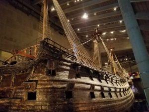 Broadside Vasa - By Stupid Vacations